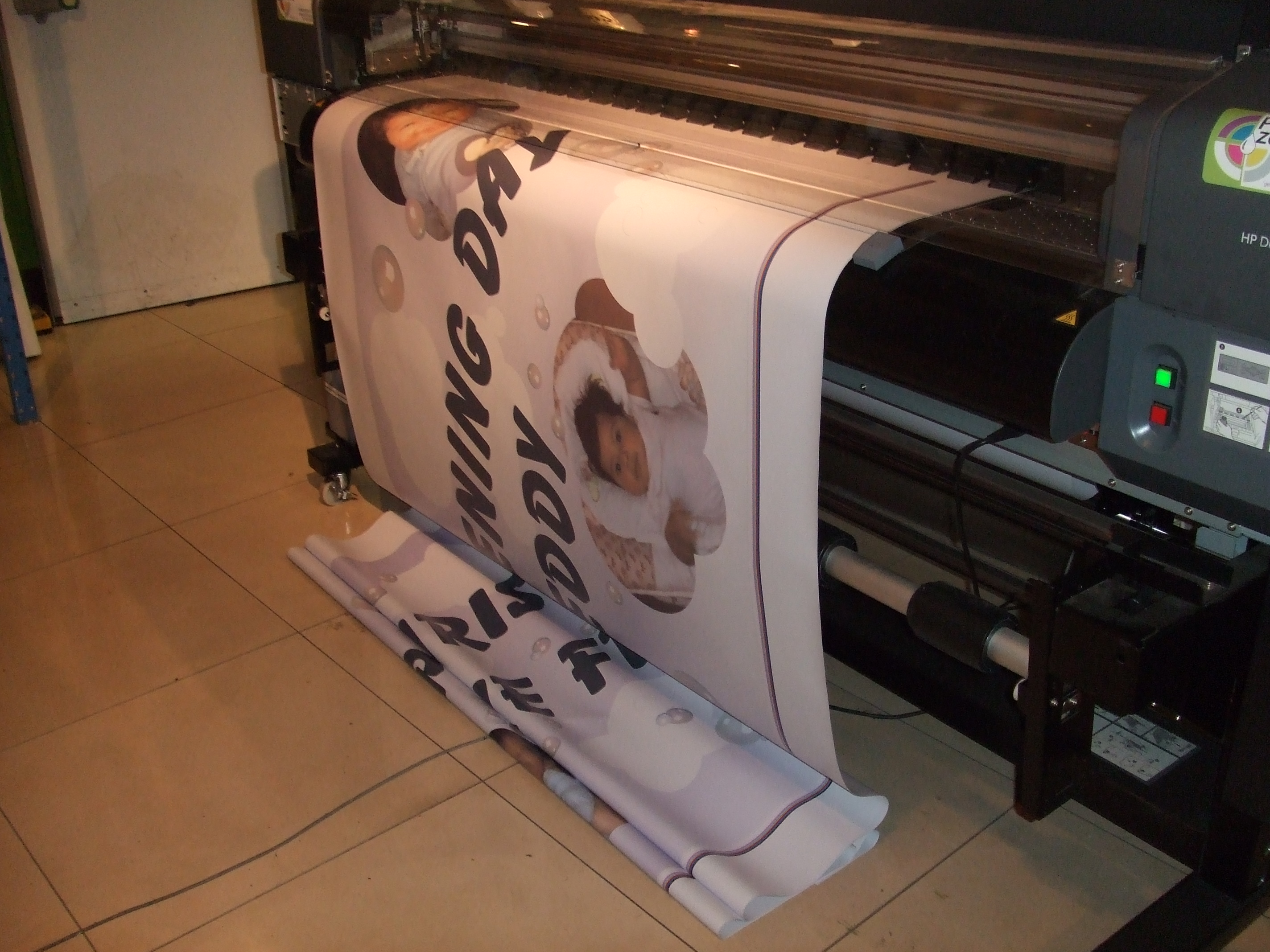 Pvc indoor & Outdoor Banners