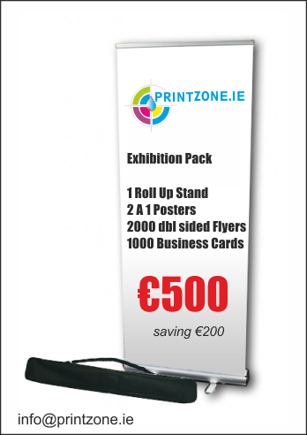 Exhibition  Print Packages